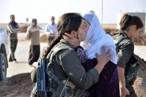 Al-di-qua-di-Kobane